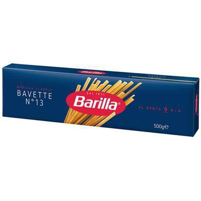 barilla bavette n.13 gr.500
