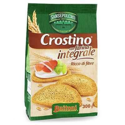 buitoni crostini  con farina integrale gr.300