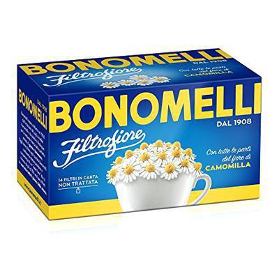 bonomelli camomilla filtrofiore x 14 filtri