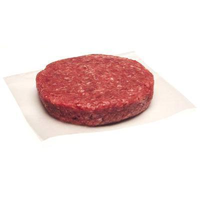 hamburger svizzere di bovino al pezzo