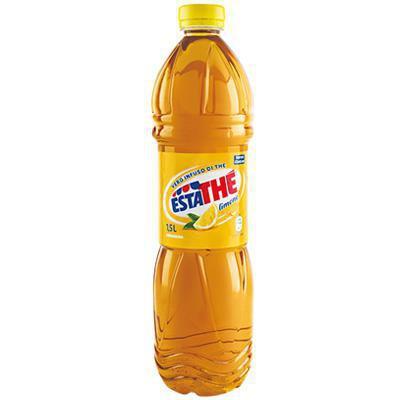 estathe bottiglia limone l.1,5