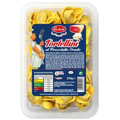 picchiotti tortellini al prosciutto crudo gr.250
