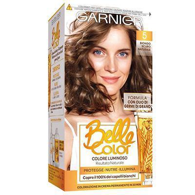 belle color shampoo biondo scuro naturale n.5