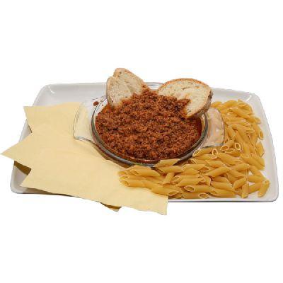 ragù di carne nostra produzione al kg.
