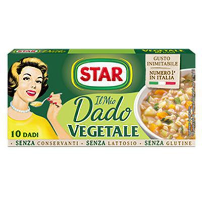 star dadi x 10 vegetale gr.100