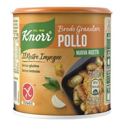 knorr brodo granulare pollo gr..150