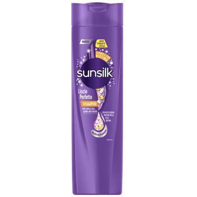 sunsilk shampoo effetto liscio ml.250