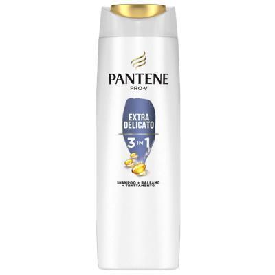 panten shampoo e balsamo 2in1 delicato ml.250