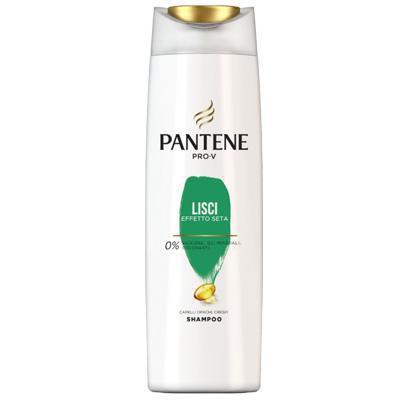 pantene shampoo lisci nuovo ml.250
