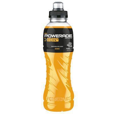 powerade orange cl.50