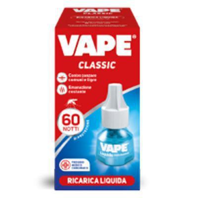 vape magic ricarica liquida anti zanzare 60 notti