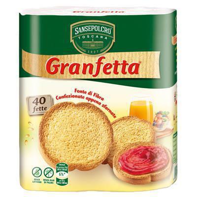 buitoni fette biscottate granfetta dorata pezzi 40 gr.300