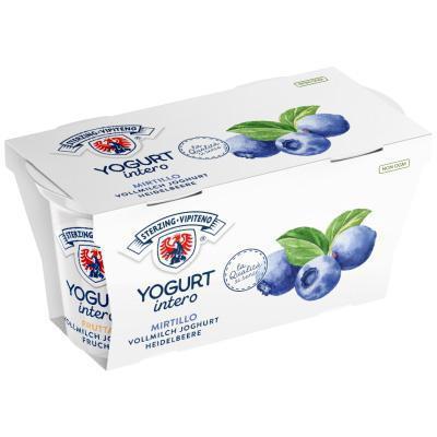 vipiteno yogurt mirtillo gr.125x2