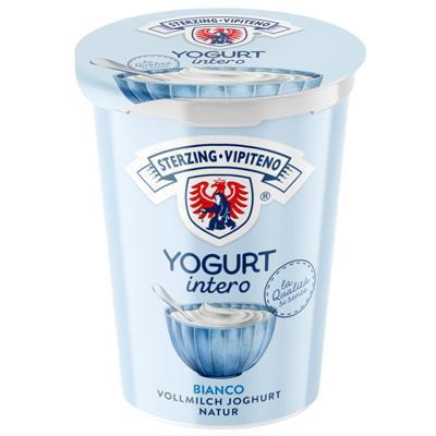 vipiteno yogurt naturale gr.500