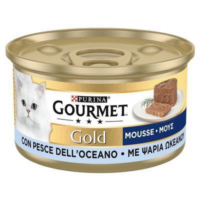 gourmet gold pesce oceano gr.85