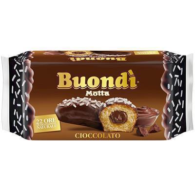 motta buondi' ricoperto cioccolato gr.276