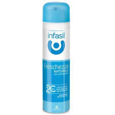 infasil deodorante spray freschezza mll. 150