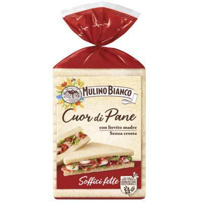 mulino bianco cuor di pane gr.325