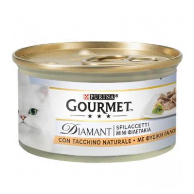 gourmet diamant tacchino gr.85