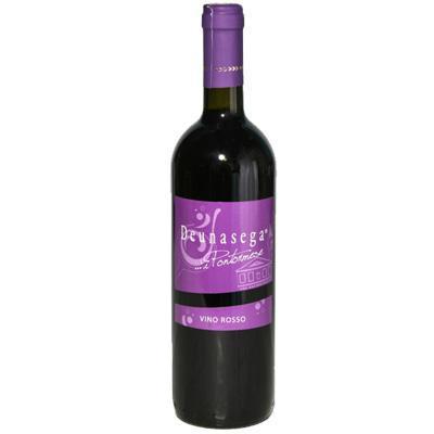 deunasega vino rosso da tavola i pontormese cl.75