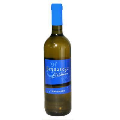 deunasega vino da tavola bianco i pontormese vino cl.75