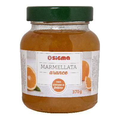 sigma marmellata arance gr.370