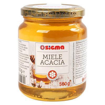 sigma miele acacia gr.500