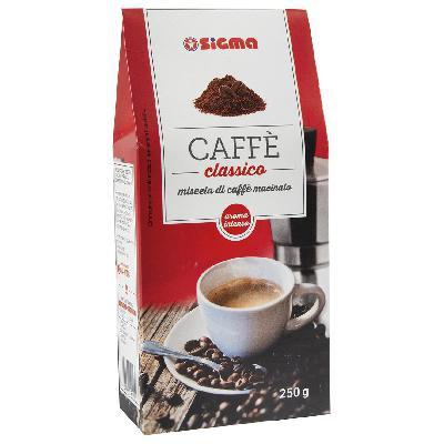sigma caffe' classico  moka gr.250