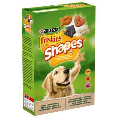 friskies shapes biscotti cani 400