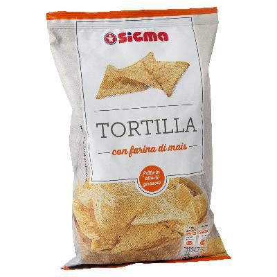 sigma tortilla busta gr.200