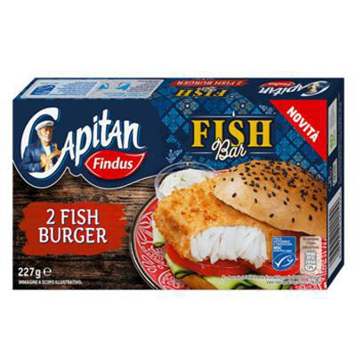findus fish burger gr.227