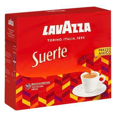 lavazza caffe' suerte gr.250x2