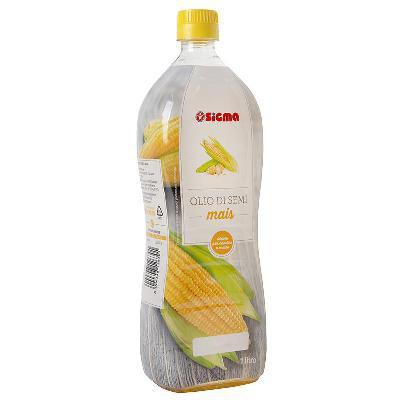 sigma olio di semi di mais lt1