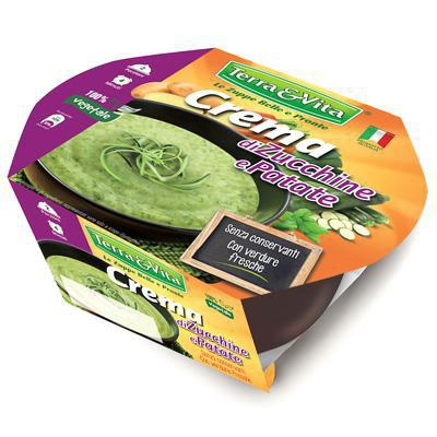 terra&vita crema zucchine e patate gr. 620