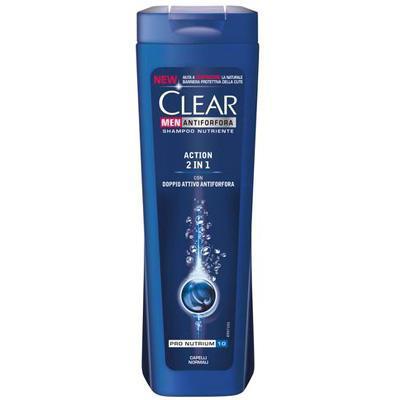 clear shampoo antiforfora ml.250