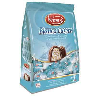 witors bianco cuore gr.250