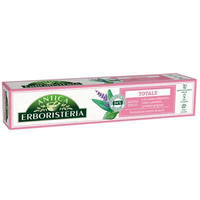 antica erboristeria dentifricio protezione totale ml.75