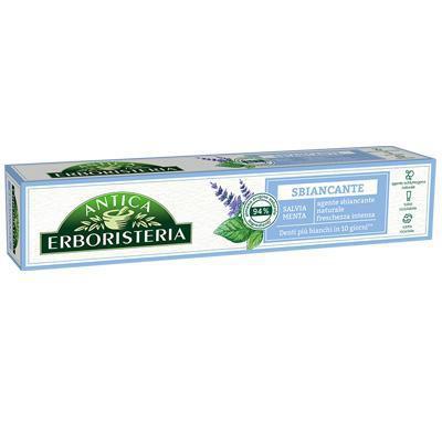 antica erboristeria dentifricio sbiancante ml.75