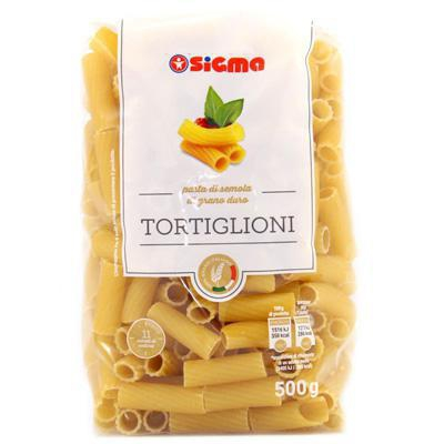 sigma tortiglioni gr.500