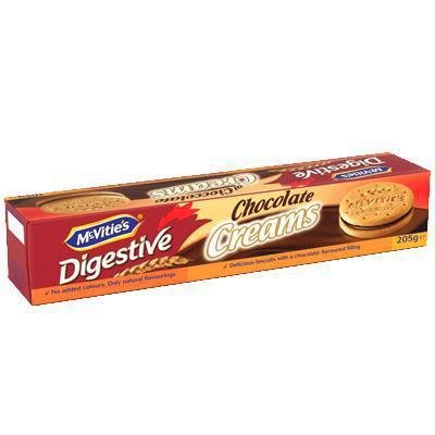 mcvities digestive cioccolato gr.205
