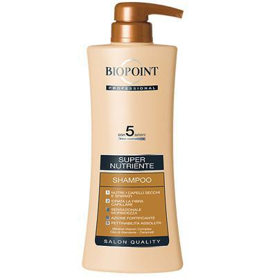 biopoint shampoo nutriente ml.400