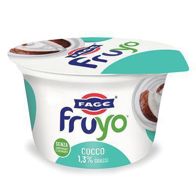 fage yogurt greco fruyo classic cocco gr.170