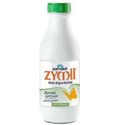 parmalat latte zymil alta' digeribilita' scremato lt.1