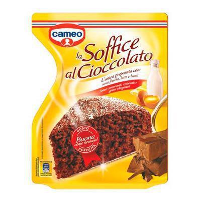 cameo torta cioccolato gr.650
