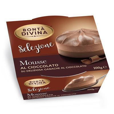 bonta' divina mousse chocolat gr.100