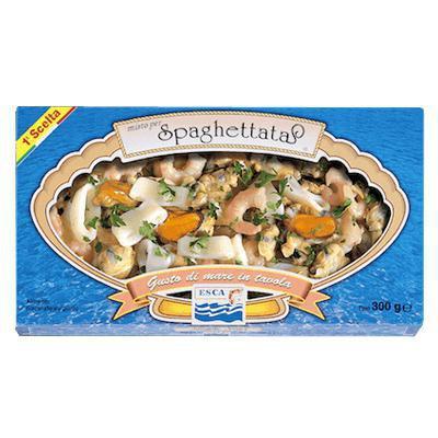 esca spaghettata gr.300
