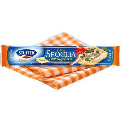 stuffer pasta sfoglia rettangolare gr.230