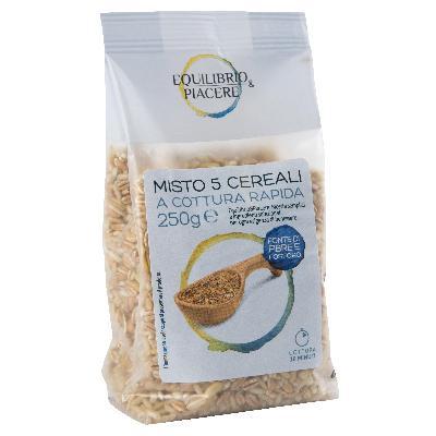 sigma cotture rapide misto 5 cereali gr.250