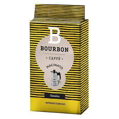bourbon caffe` macinato moka gr.250