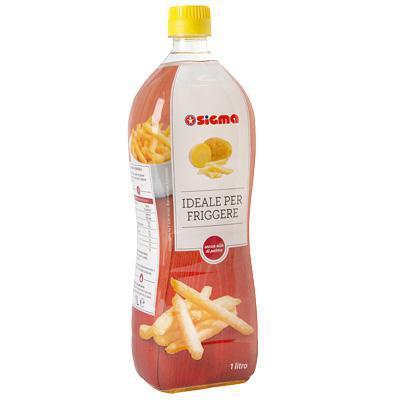 sigma olio di semi per friggere lt. 1